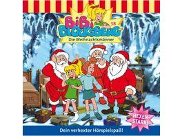 Folge 038 Die Weihnachtsmaenner