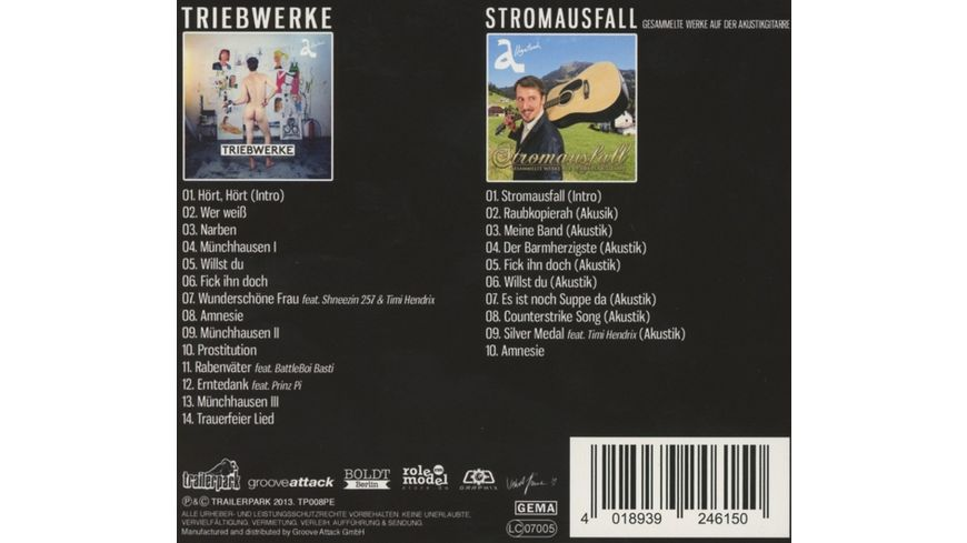 Triebwerke Premium Edition