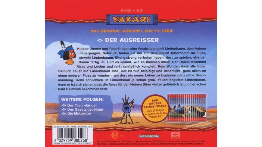 10 HSP TV Serie Der Ausreisser