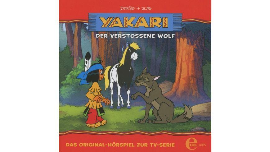 17 Orig Hoerspiel z TV Serie Der Verstossene Wolf