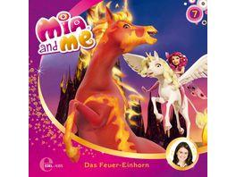 7 Original Hoerspiel z TV Serie Das Feuer Einhorn