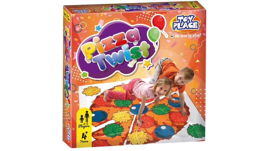 Mueller Toy Place Pizza Twist