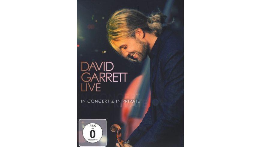 David Garrett Live In Concert in Private