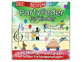 Die 30 Besten Partylieder Fuer Kinder
