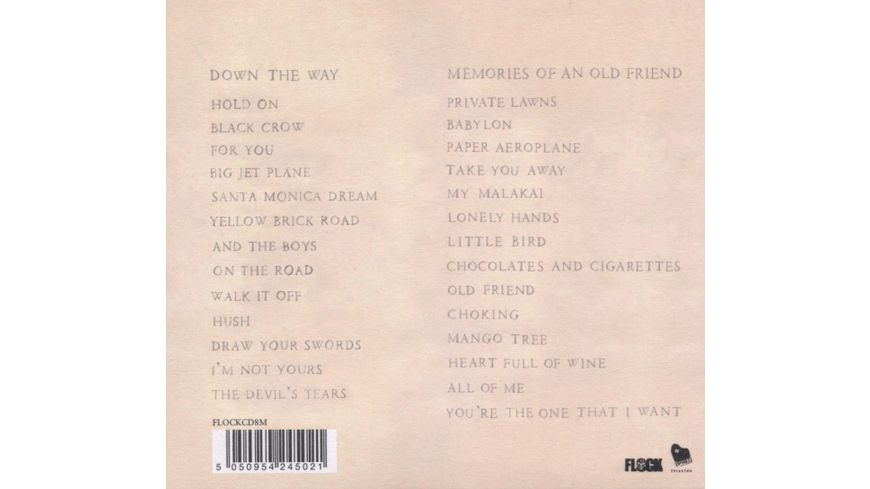 Down The Way Limited 2CD Edition