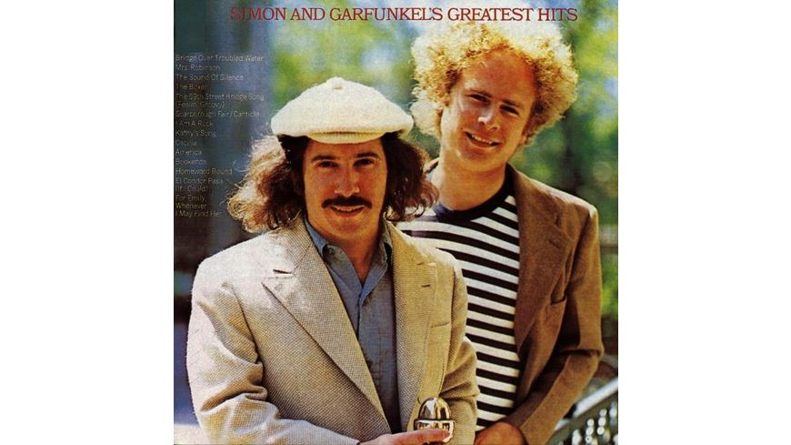 SIMON GARFUNKEL GREATEST HITS