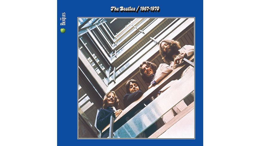 1967 1970 Blue Album Remastered