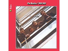 1962 1966 RED ALBUM REMASTERED