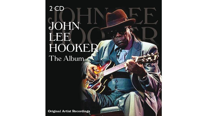 John Lee Hooker The Album