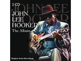 John Lee Hooker The Album