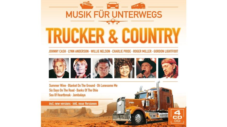 Trucker Country Musik fuer