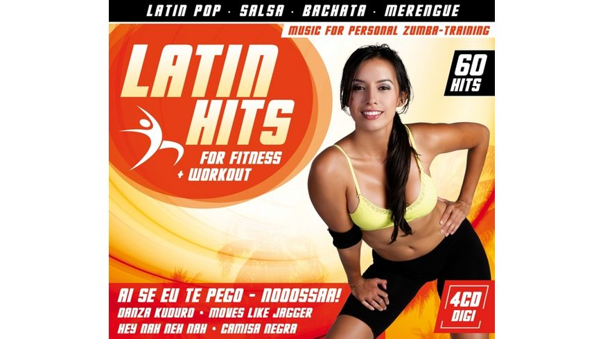 Latin Hits for Fitness Workout