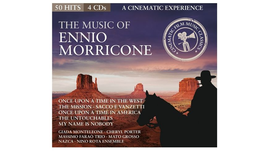 The Music Of Ennio Morricone