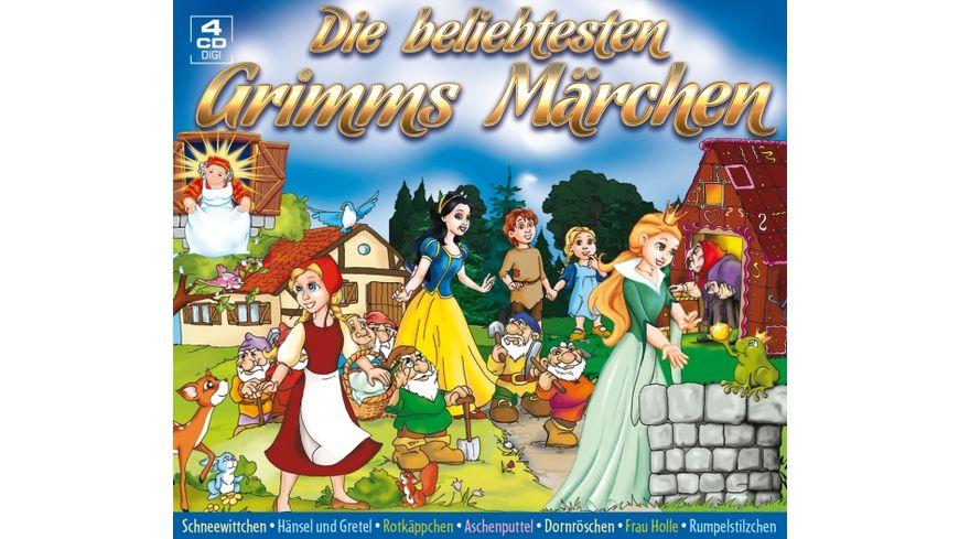 Die beliebtesten Grimms Maerchen