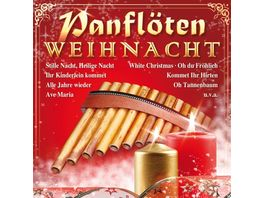 Panfloeten Weihnacht