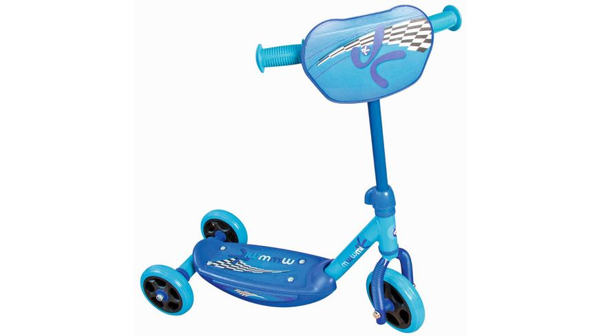 Authentic Kiddyscooter Muuwmi Blau