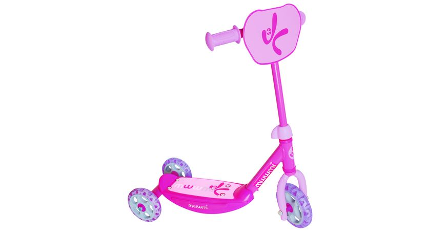 Authentic Kiddyscooter Muuwmi Pink