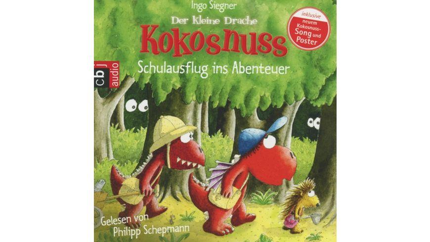 Der Kleine Drache Kokosnuss Schulausflug