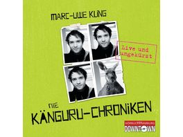 Die Kaenguru Chroniken Live U Ungekurzt