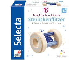 bellybutton by Selecta 64011 Sternenflitzer blau