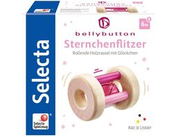 bellybutton by Selecta 64001 Sternenflitzer rosa