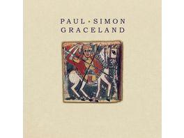 Graceland 25th Anniversary Edition CD