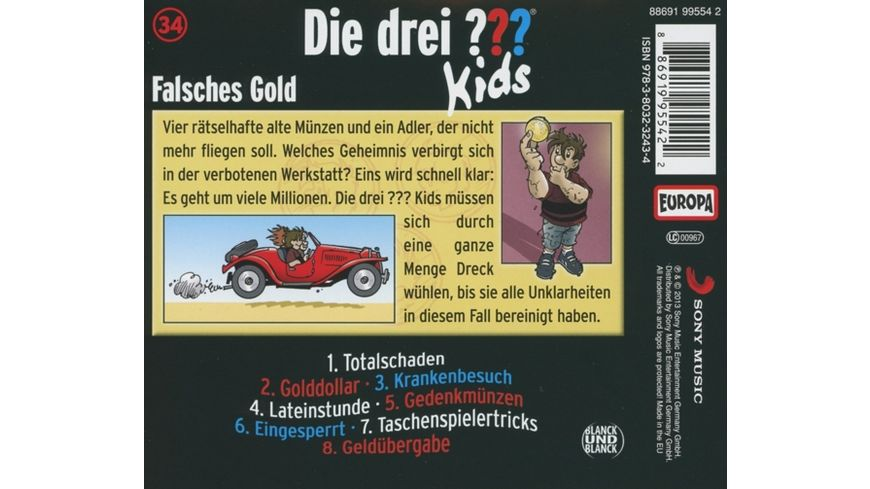 034 Falsches Gold
