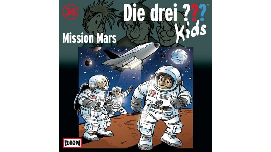 036 Mission Mars