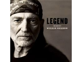 Legend The Best Of Willie Nelson