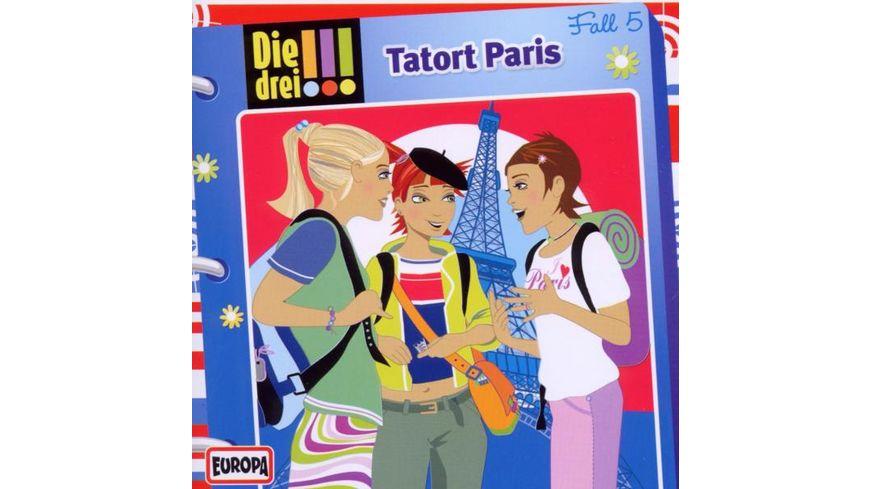 005 Tatort Paris
