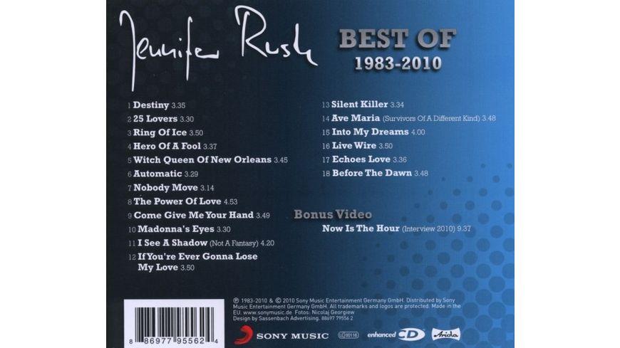 Best Of 1983 2010
