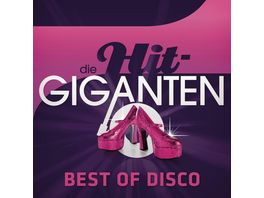 Die Hit Giganten Best Of Disco