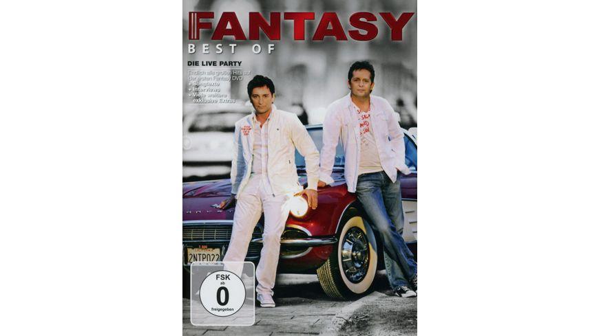 Best Of 10 Jahre Fantasy LIVE
