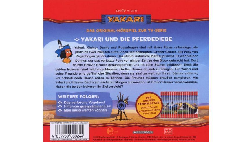 9 HSP TV Serie Yakari Und Die Pferdediebe
