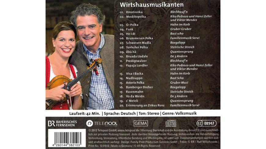 Wirtshaus Musikanten BR FS Folge 2