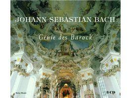 Johann Sebastian Bach Genie des Barock