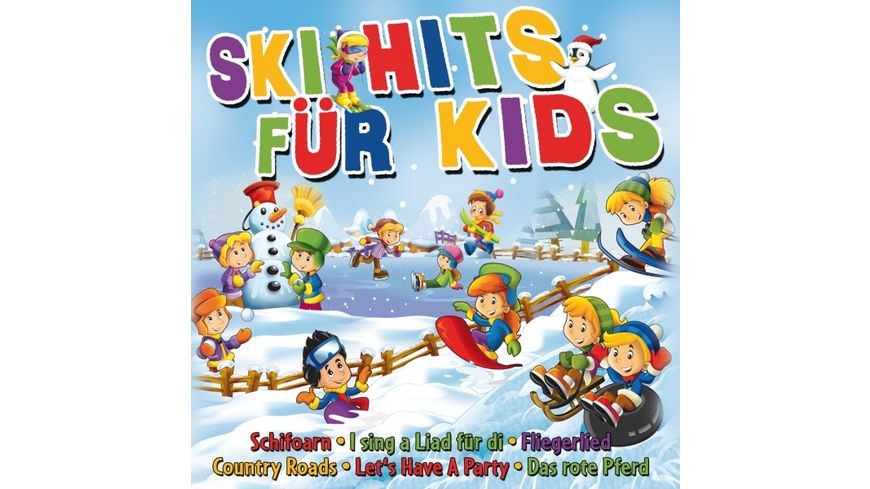 Ski Hits fuer Kids