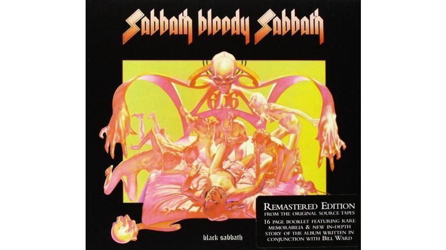 Sabbath Bloody Sabbath Remastered