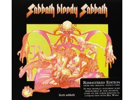 Sabbath Bloody Sabbath Remastered