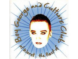 At Worst The Best Of Boy George And Culture Club