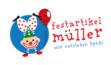 FESTARTIKEL MUELLER