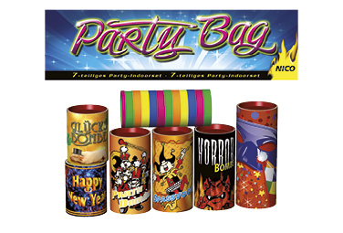 Party-Bag Party-Sortiment