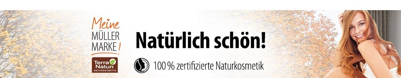Markenbanner Terra Naturi