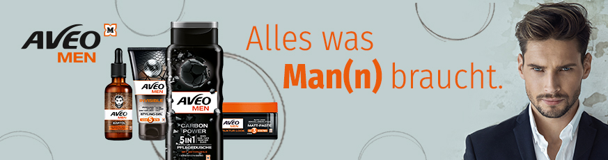 AVEO Men - Alles was Man(n) braucht