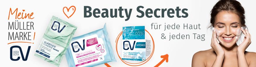 CV Beauty Secrets