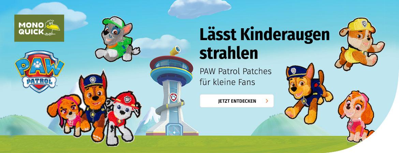 Mono Quick Paw Patrol