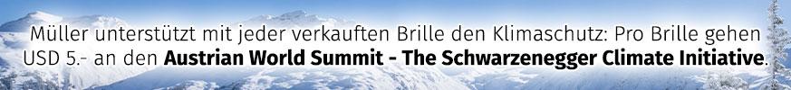 Müller unterstützt den Klimaschutz