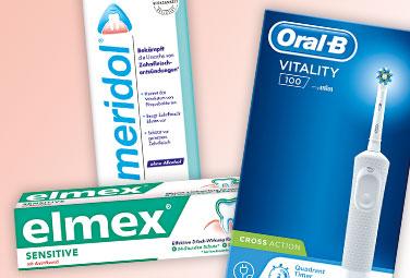 Zahnpflege bei mueller.de