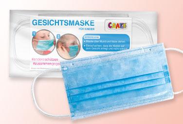 Mundschutzmasken bei mueller.de