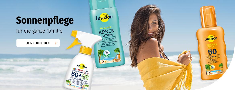 Lavozon, eine Eigenmarke von Müller